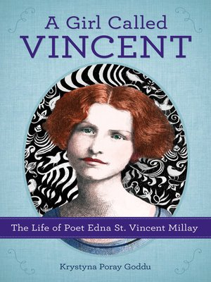 cover image of Girl Called Vincent