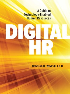 cover image of Digital HR