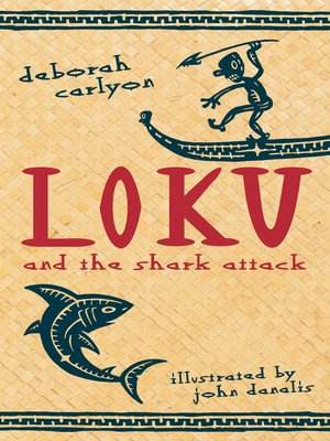 cover image of Loku and the Shark Attack