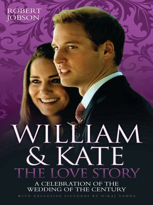 cover image of William & Kate:  the Love Story