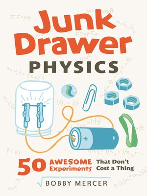 cover image of Junk Drawer Physics