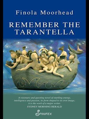 cover image of Remember the Tarantella