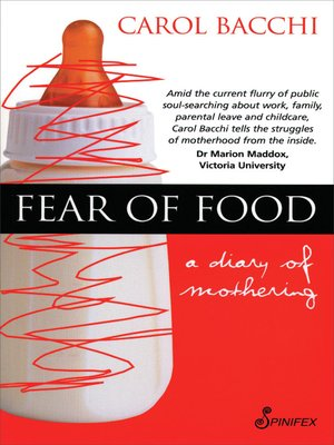 cover image of Fear of Food