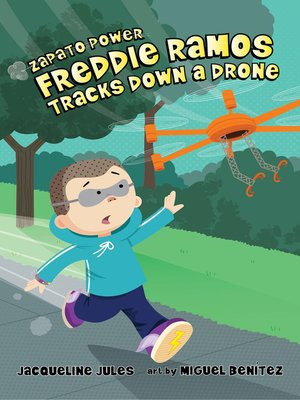 cover image of Freddie Ramos Tracks Down a Drone
