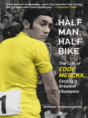 cover image of Half Man, Half Bike