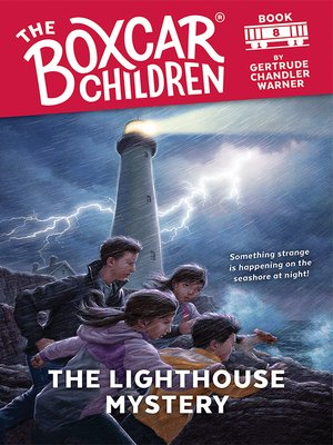 cover image of The Lighthouse Mystery