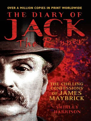 cover image of The Diary of Jack the Ripper