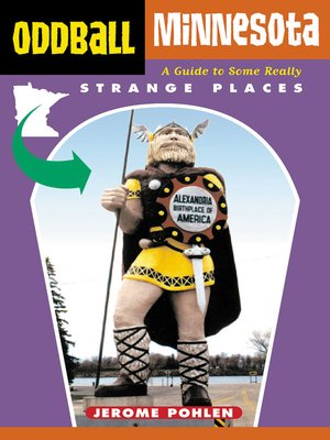 cover image of Oddball Minnesota