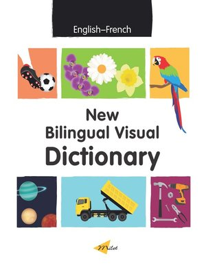 cover image of New Bilingual Visual Dictionary (English–French)