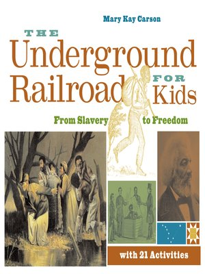 cover image of The Underground Railroad for Kids