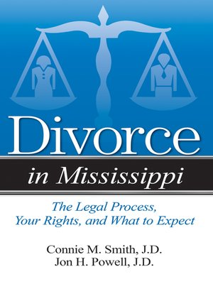 cover image of Divorce in Mississippi