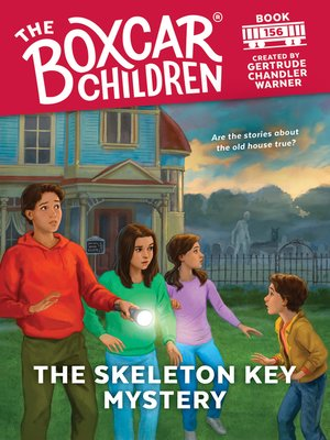 cover image of The Skeleton Key Mystery