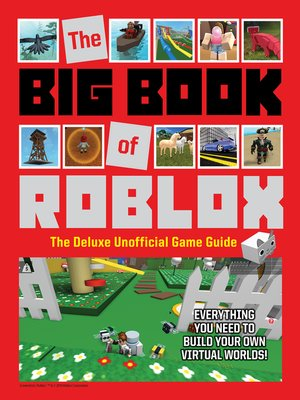 cover image of The Big Book of Roblox