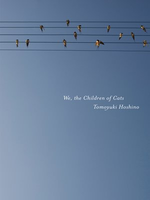 cover image of We, the Children of Cats