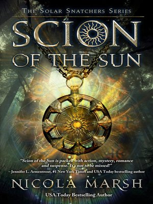cover image of Scion of the Sun