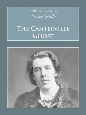 cover image of The Canterville Ghost