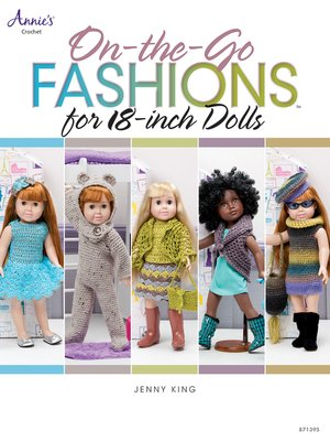 cover image of On-the-Go Fashions for 18-Inch Dolls