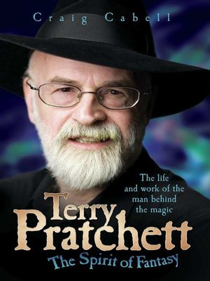 cover image of Terry Pratchett