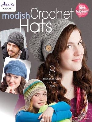 cover image of Modish Crochet Hats
