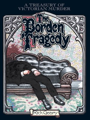 cover image of The Borden Tragedy
