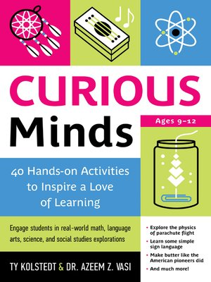 cover image of Curious Minds