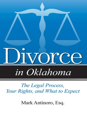 cover image of Divorce in Oklahoma