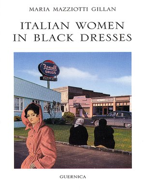 cover image of Italian Women In Black Dresses