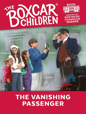 cover image of The Vanishing Passenger
