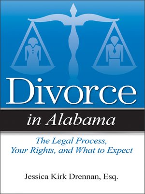 cover image of Divorce in Alabama
