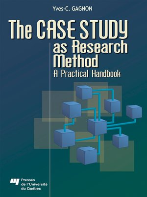 cover image of The Case Study as Research Method
