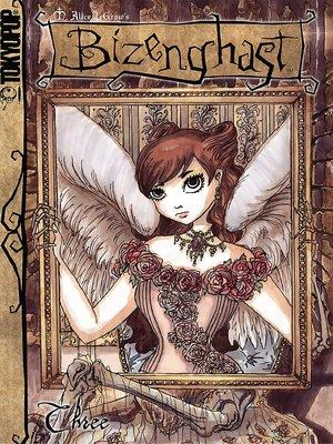 cover image of Bizenghast manga volume 3