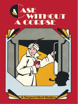 cover image of Case Without a Corpse