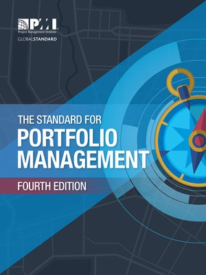 cover image of The Standard for Portfolio Management