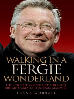 cover image of Walking in a Fergie Wonderland