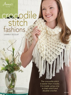 cover image of Crocodile Stitch Fashions