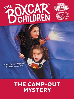cover image of The Camp-Out Mystery