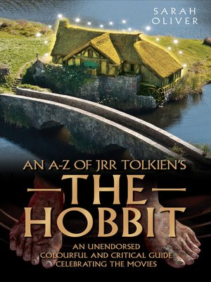 cover image of An A-Z of JRR Tolkien's the Hobbit