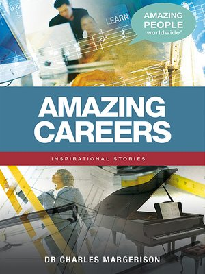 cover image of Amazing Careers