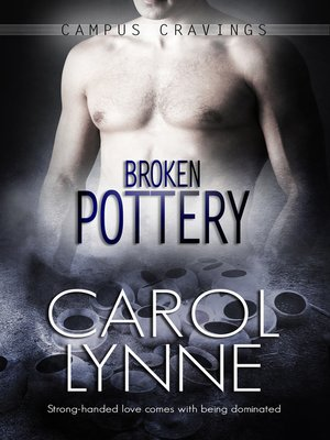 cover image of Broken Pottery
