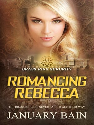 cover image of Romancing Rebecca