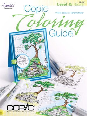 cover image of Copic Coloring Guide Level 2