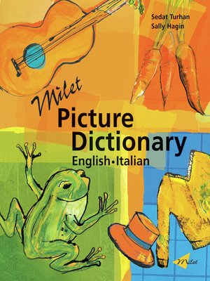 cover image of Milet Picture Dictionary (English–Italian)