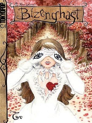 cover image of Bizenghast manga volume 2