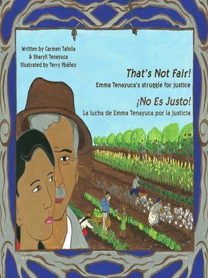cover image of That's Not Fair! / No Es Justo!