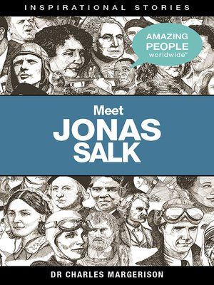 cover image of Meet Jonas Salk