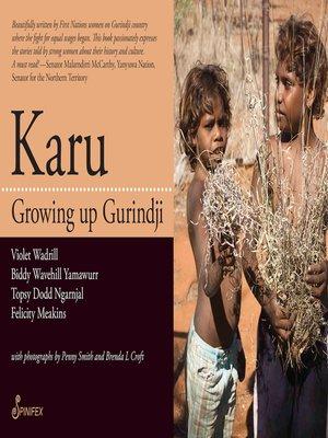 cover image of Karu