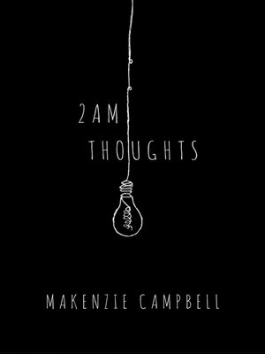 cover image of 2am Thoughts