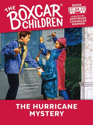 cover image of The Hurricane Mystery