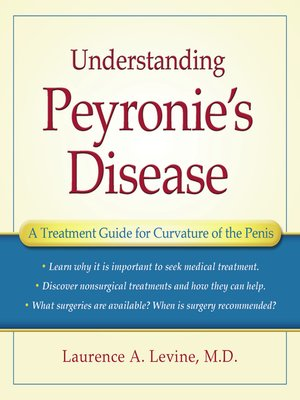 cover image of Understanding Peyronies Disease