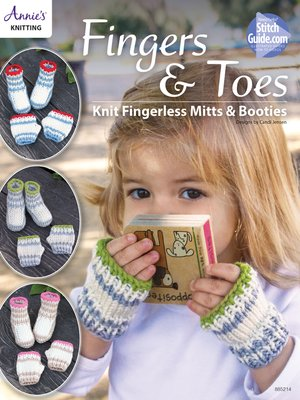 cover image of Fingers & Toes